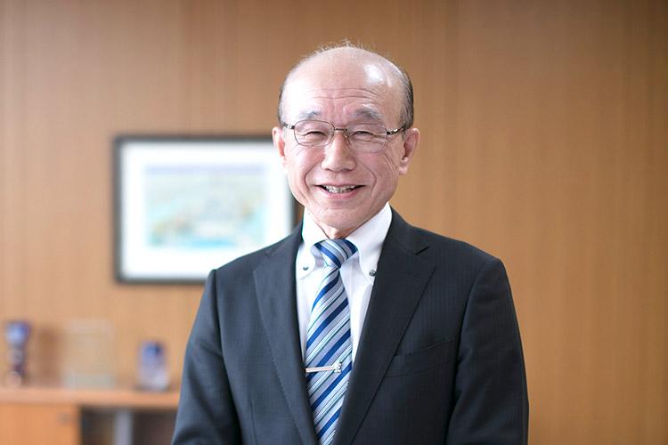 代表取締役社長 中西満