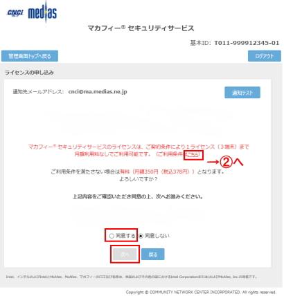 お申込み手順 (オンライン申込みのみ) STEP.6