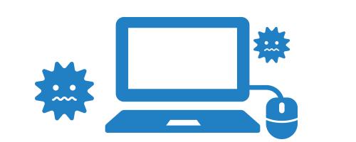 ウイルス対策ソフトの画像